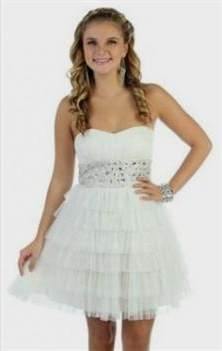 black semi formal dresses for 8th graders