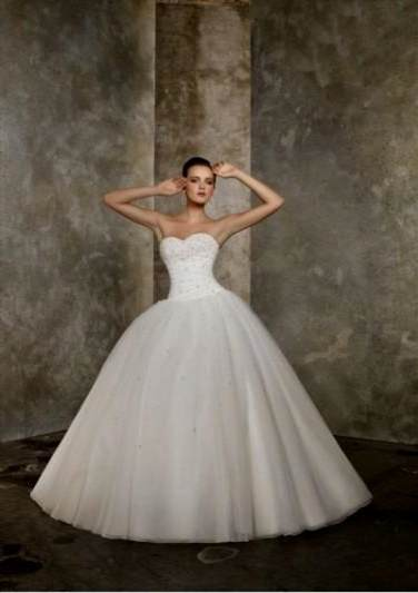huge ball gown dresses
