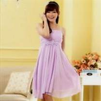 light purple semi formal dresses