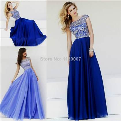 long prom dress with cap sleeves