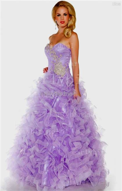 pink and purple quinceanera dresses