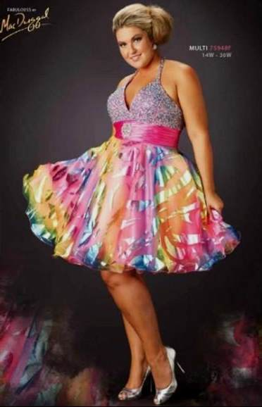 plus size short formal dresses