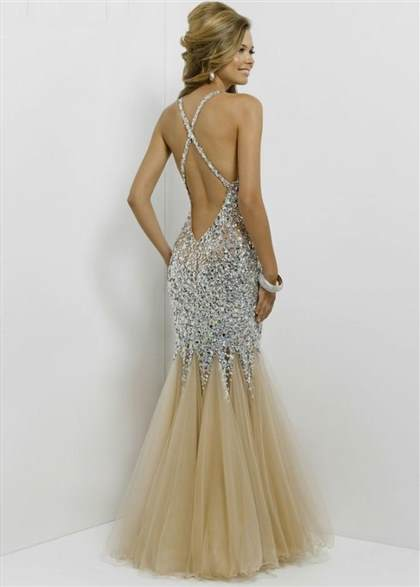 prom dresses open back