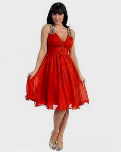 red cocktail dresses under 50