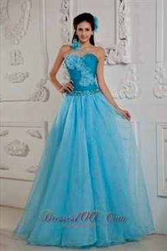 teal homecoming dresses